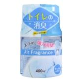 日本KOKUBO小久保 厕所卫浴使用空气清新消臭剂 清新肥皂香 400ml