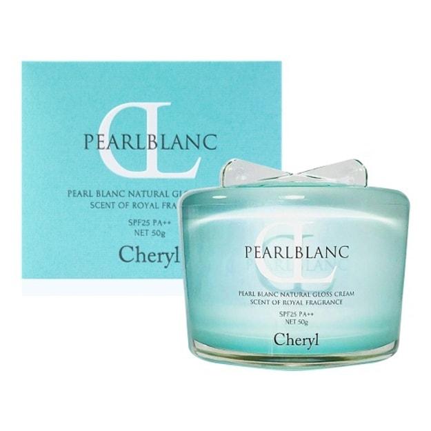 Product Detail - CHERYL Pearl Blanc Cream 50g SPF25 PA++ - image  0