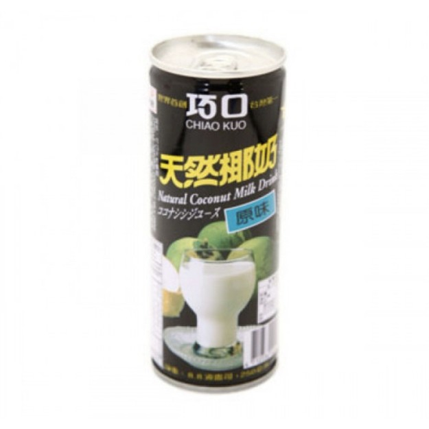 商品详情 - 巧口天然椰奶6*250ml - image  0