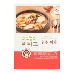 CJ Soybean Paste Stew with Tofu 460g