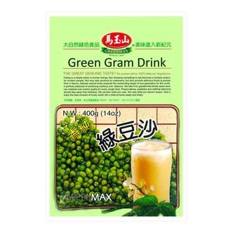 台湾马玉山 香纯绿豆沙 400g