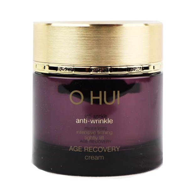Product Detail - OHUI Age Recovery Cream (50ml) - image  0