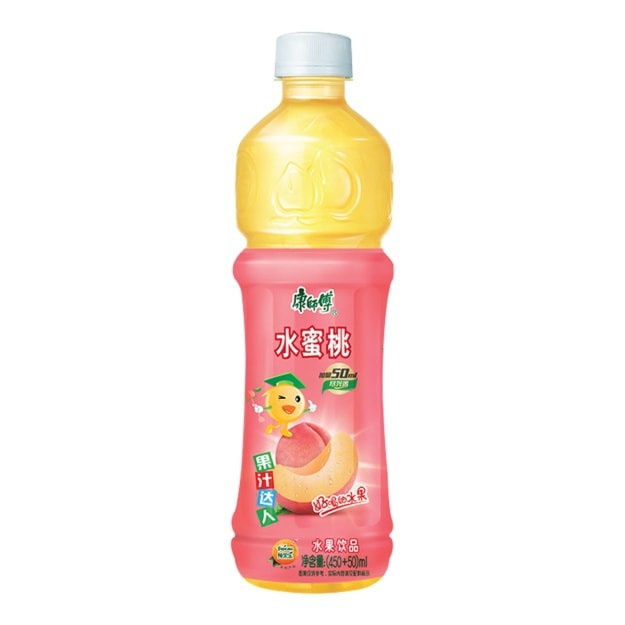 Product Detail - MASTER KONG Peach Drink - image 0
