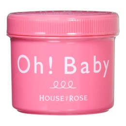 HOUSE OF ROSE OH!BABY Body Smoother Scrub 570g