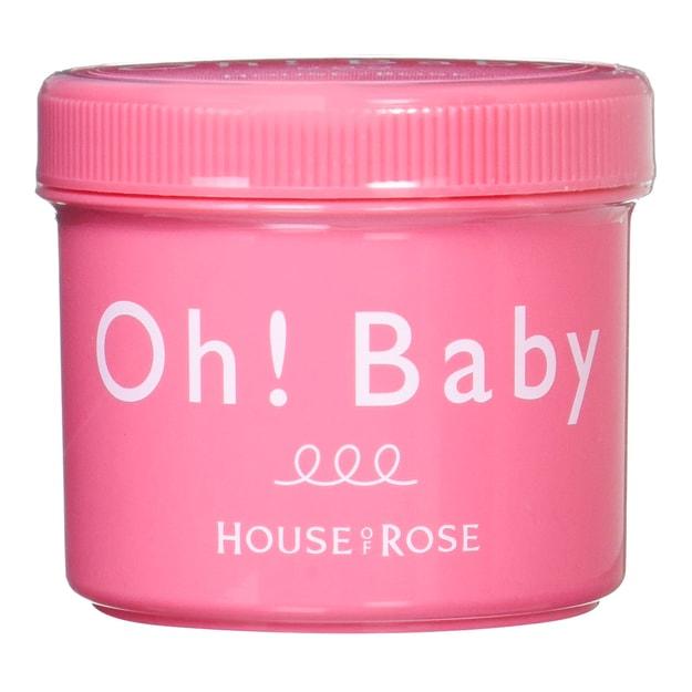 商品详情 - 日本HOUSE OF ROSE OH!BABY 身体去角质磨砂膏 570g - image  0