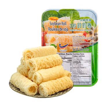 ASIAN CHOICE Soybean Roll 168g