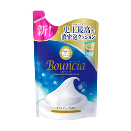 COW BOUNCIA Body Wash Refill 400ml