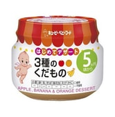 KEWPIE Baby Food Fruit Dessert 70g 5M+