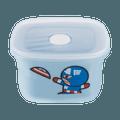 名创优品Miniso 漫威卡通系列 保鲜盒400ml,美国队长