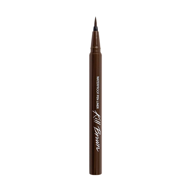 Product Detail - CLIO Waterproof Pen liner Kill Brown Original 02 Brown - image 0