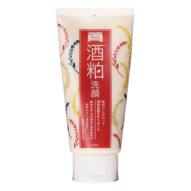 Product Detail - PDC Wafood Sake Lees Face Wash Cleanser 170g - image 0