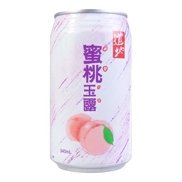 Product Detail - TAO TI Taiwanese Peach Juice Drink 340ml - image 0