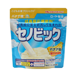 ROHTO Protein in Peptide Milk Power Banana 224g