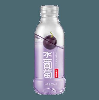 农夫山泉 水葡萄果味饮料 530ml