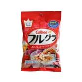 【日本直邮】卡乐B水果谷物营养瘦身麦片口袋装 50g