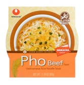 NONGSHIM Pho Rice Noodles Beef  62g