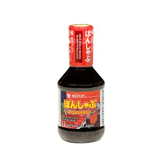 日本MIZKAN味滋康 日式火锅烧烤酱料 柑橘酱油涮涮酱 250ml