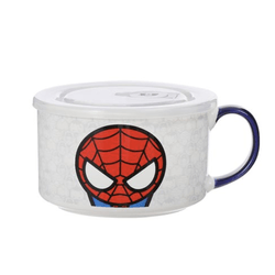 Miniso MARVEL Food Bowl Container 650ml #Spider-man