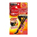 日本SLIMWALK 自发热连裤袜打底袜保暖显瘦美腿袜 #M-Lsize