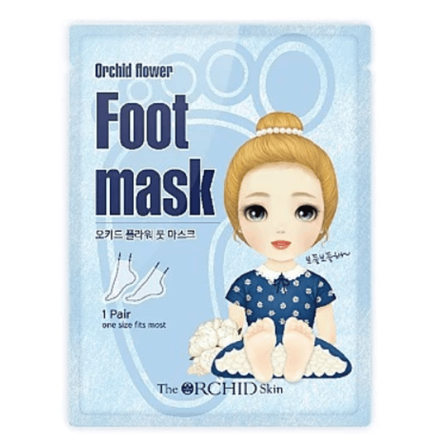 Product Detail - The ORCHID SKIN Moisturizing hydrating moisturizing skin exfoliation  Foot Mask 1pc - image 0