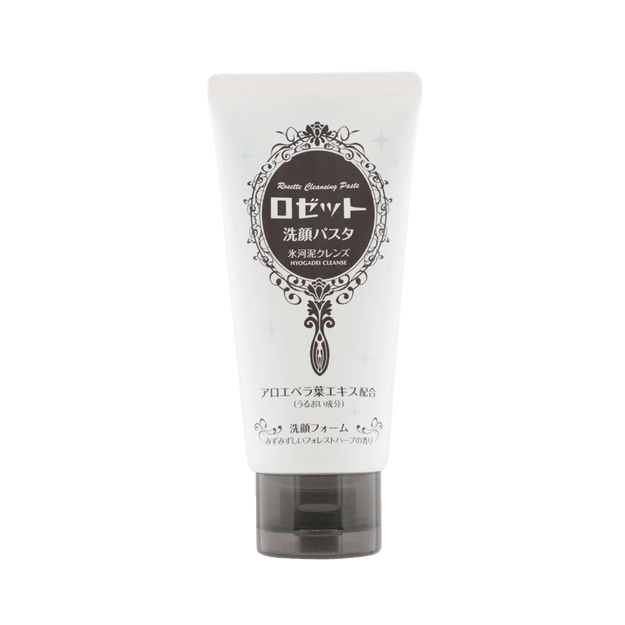 ROSETTE Cleansing Paste Hyogadei Cleanse 120g
