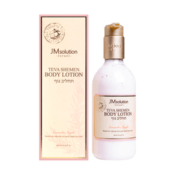 JM TEVASHEMEN Body lotion lavender Apple 300ml