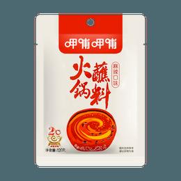 Hotpot sauce (spicy and sichuan pepper) 120g