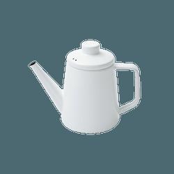 网易严选 日本珐琅搪瓷壶杯系列 水壶1L(雪白色)
