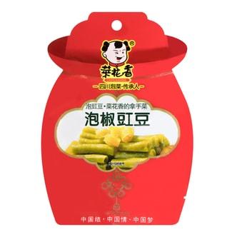 菜花香 泡椒豇豆 80g