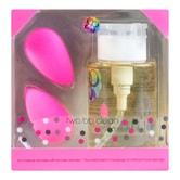 美国BEAUTY BLENDER 美妆蛋多功能化妆海绵清洗剂套装 清洗剂150ml + 美妆蛋*2