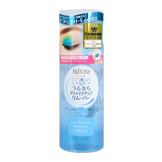 MANDOM CORP. BIFESTA Eye Makeup Remover 145ml @Cosme Award No.1