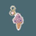 名创优品Miniso 甜蜜糖果挂件  (混色随机发送)