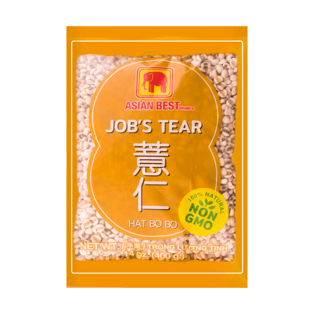ASIAN BEST Job's Tears 400g