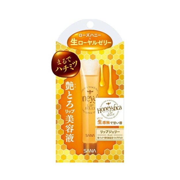 SANA HONEYSHCA Lip Jelly 11g