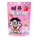 旺旺 旺仔牛奶糖 草莓味 126g