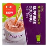CHATIME Supreme Oolong Milk Tea 12 bags 420g