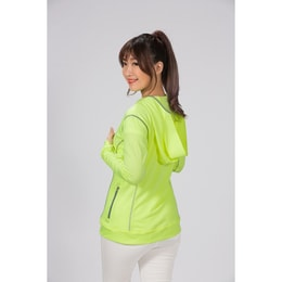 KATSUHOUSE VS U&C Non-toxic cool feeling coat Yellow colored XLsIze * sunscreen * whitening * MIT