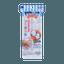 [GIFT] Japan KOKUBO Delijoy Ice Maker Mold Yukipon Petit Maru #Ice Ball