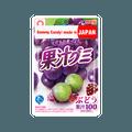 日本MEIJI明治  果汁软糖 葡萄味51g