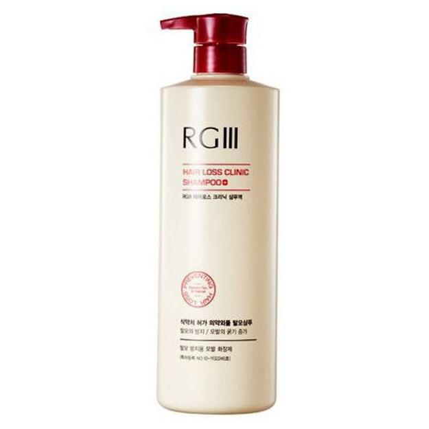 Product Detail - RGIII SOMANG Hair Loss Clinic Shampoo 520ml - image  0
