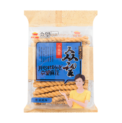 ZHONGWANG Salty Shallot Oil Flavor Mini-fried Dough Twist 130g