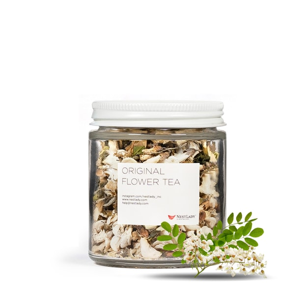 Product Detail - NESTLADY Dried Black locust Flower Tea 5 g - Dried Grown and harvested in ItalyNatural and Premium Quality - image 0