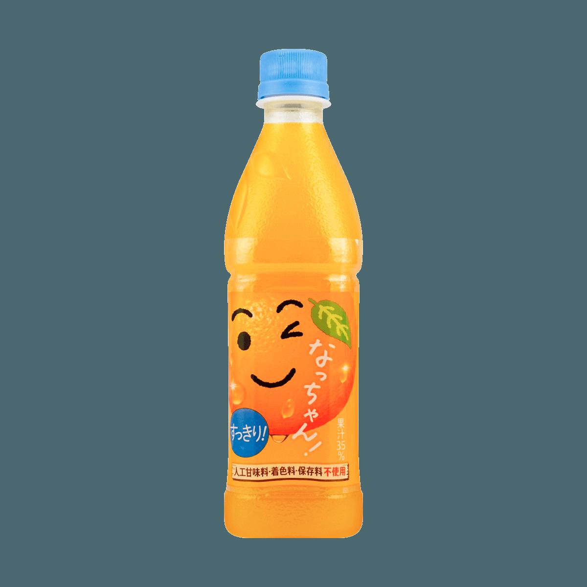 日本SUNTORY三得利 无添加人工甜味剂·着色剂 香橙果汁 425ml 怎么样 - 亚米网