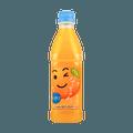 日本SUNTORY三得利 无添加人工甜味剂·着色剂 香橙果汁 425ml