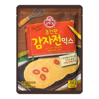 韩国OTTOGI不倒翁 马铃薯味混合煎饼粉 200g