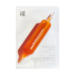 FHD Beauty Kei Aqua Moisture Bomb Mask 1pc