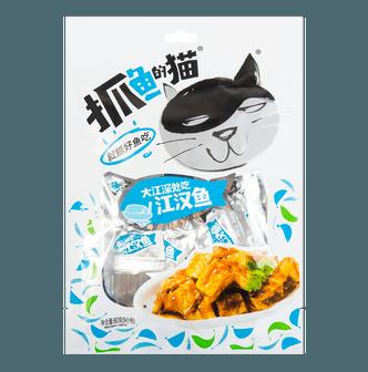 多优多 抓鱼的猫 江汉鱼 9包入 80g
