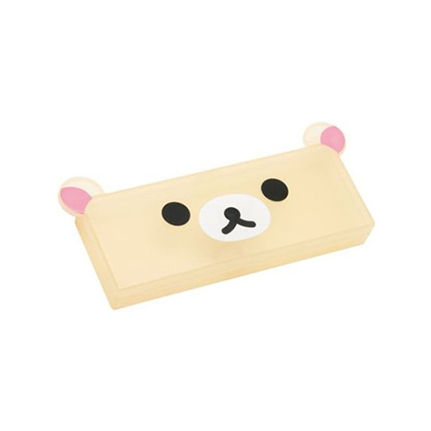 Product Detail - 【Clearance】RILAKKUMA Korilakkuma Plastic Pencil Case - image 0