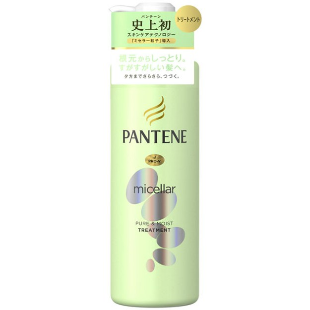 Product Detail - P&G PANTENE Micellar Pure & Moist Conditioner 500g - image 0