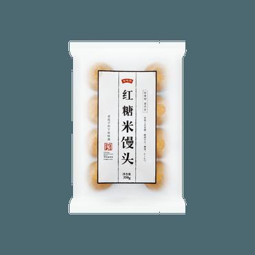 【冷冻】缸鸭狗 红糖米馒头 350g